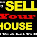 9 Tips To Sell Your House