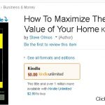 Order Your Copy of Maximize Resale Value Your Home ebook Here